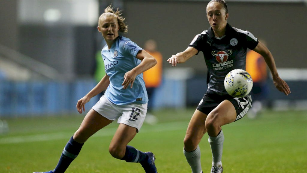 FA WSL (7th day): Reading brakes Manchester City, the new ride of the Gunners
