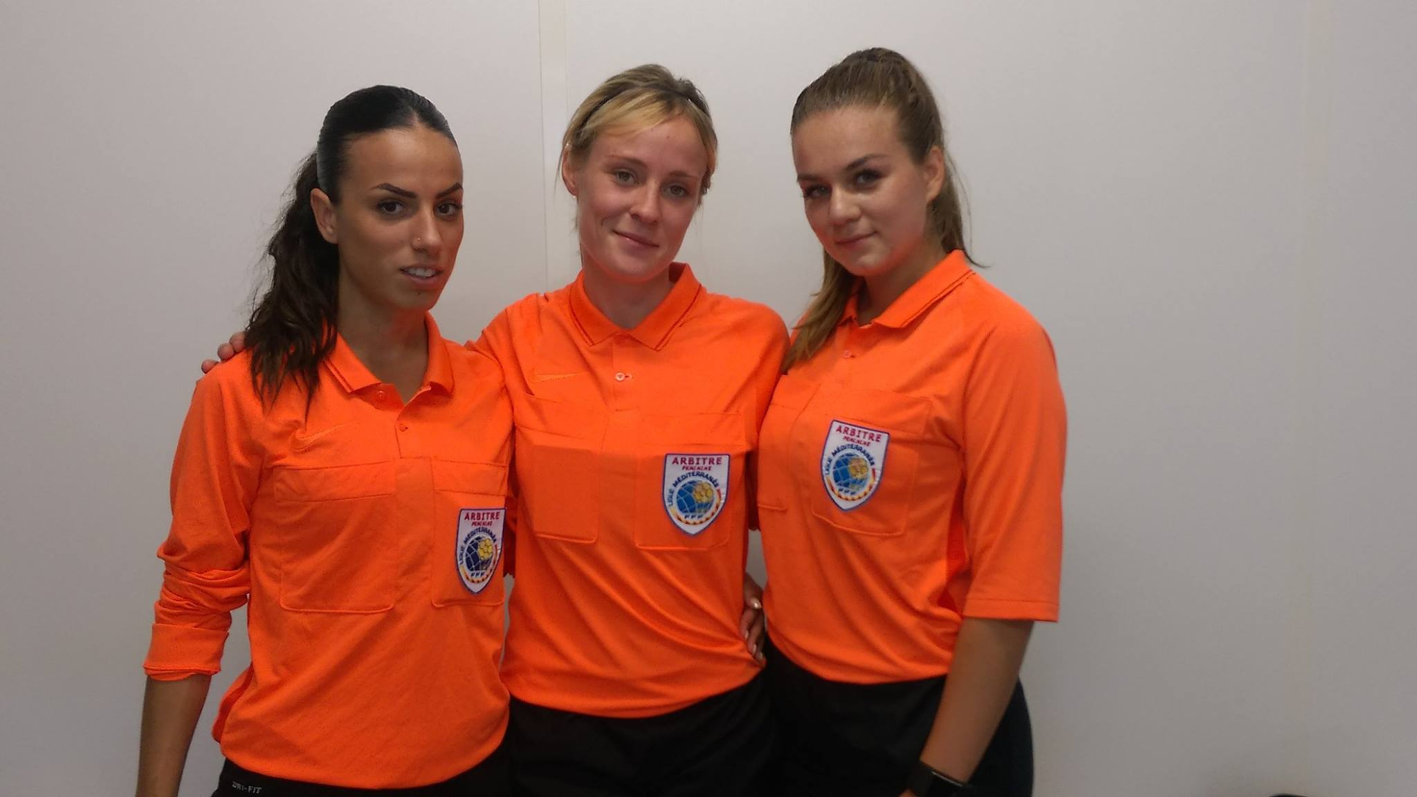 Female referees invited to kick off Ligue 1 men's matches