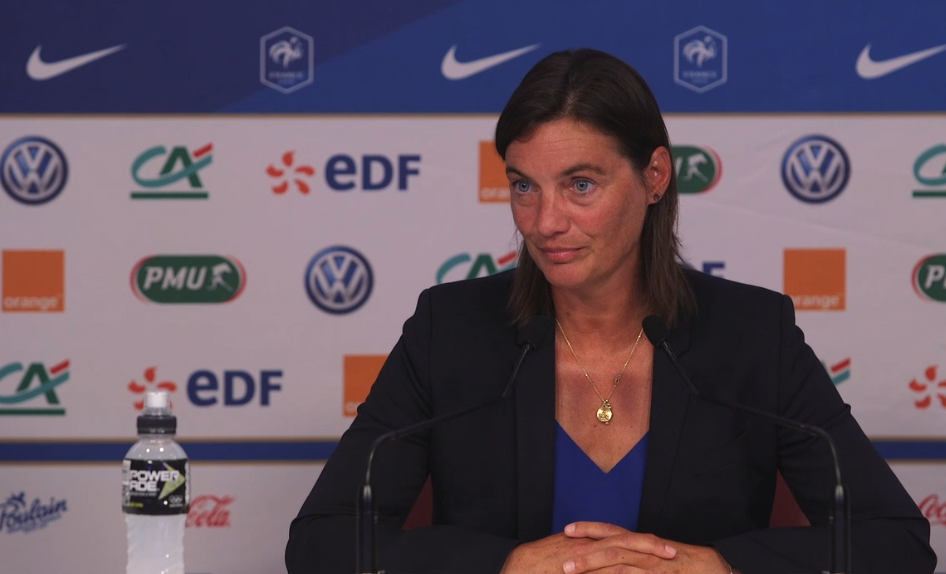 "Corinne Deacon: ""All our preparation matches have an objective"""