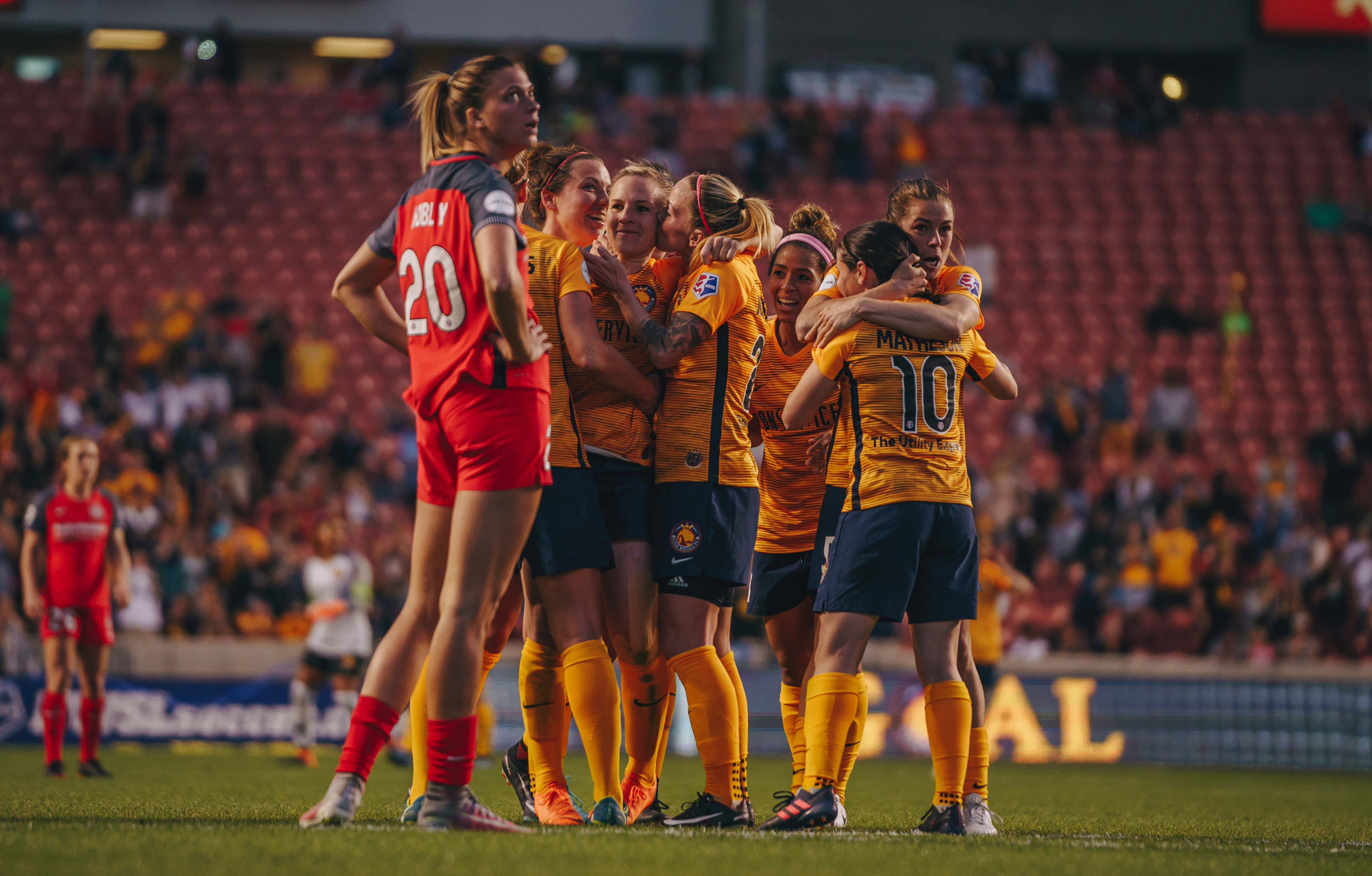 NWSL (week 5): NC Courage takes off, behind it is neutralized