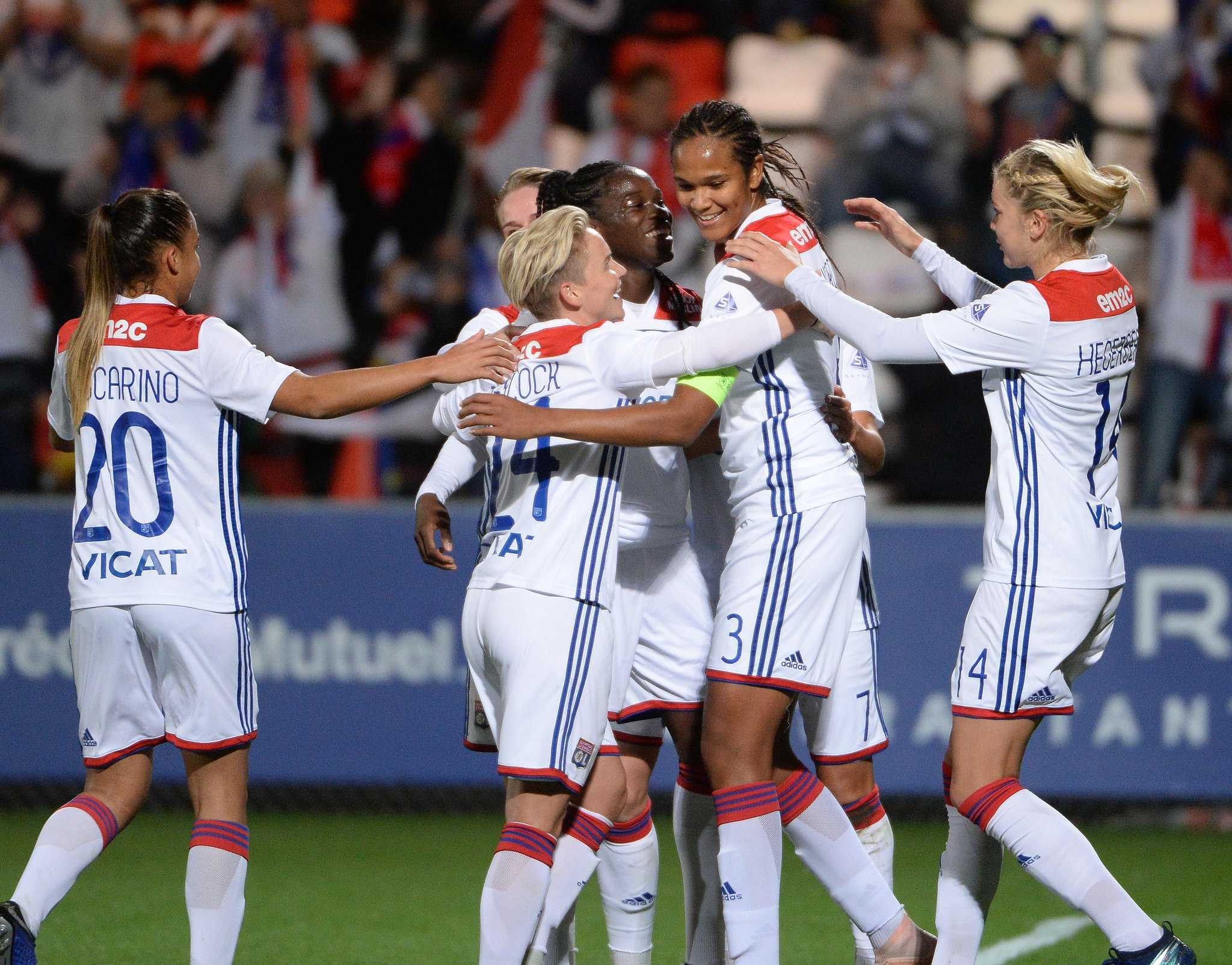 [UWCL, 1 / 8e back] OL - Ajax (9-0): Lyon qualify for 1/4 after outclassing Ajax